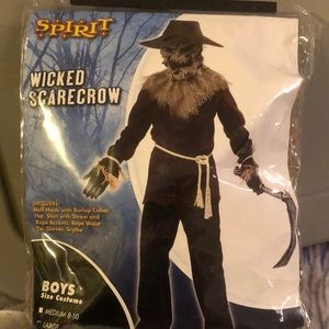 Spirit wicked scarecrow costume